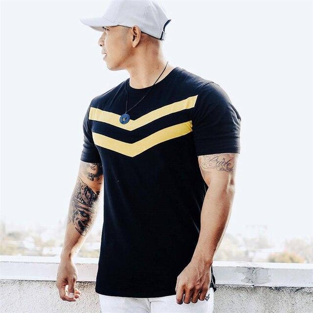 Pánske bavlnené fitness tričko Maffo
