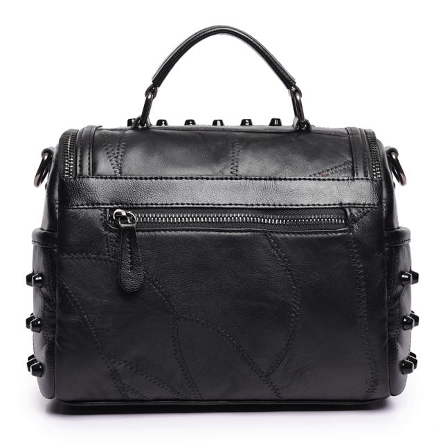 Younes Genuine Leather Bag