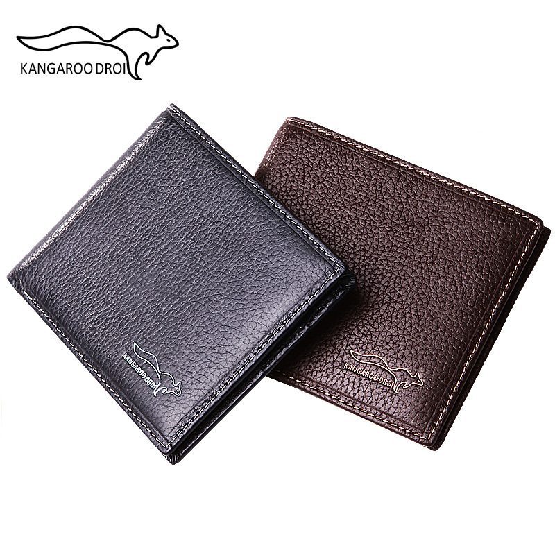 Fashion Male Genuine Leather Wallet Slim Coin Holder Purse Real Cowhide Money Clutch Bag Carteira Masculina Couro Portfolio Men high quality vintage men genuine leather wallet with coin bag brand wallets carteira masculina couro leather purse free shipping