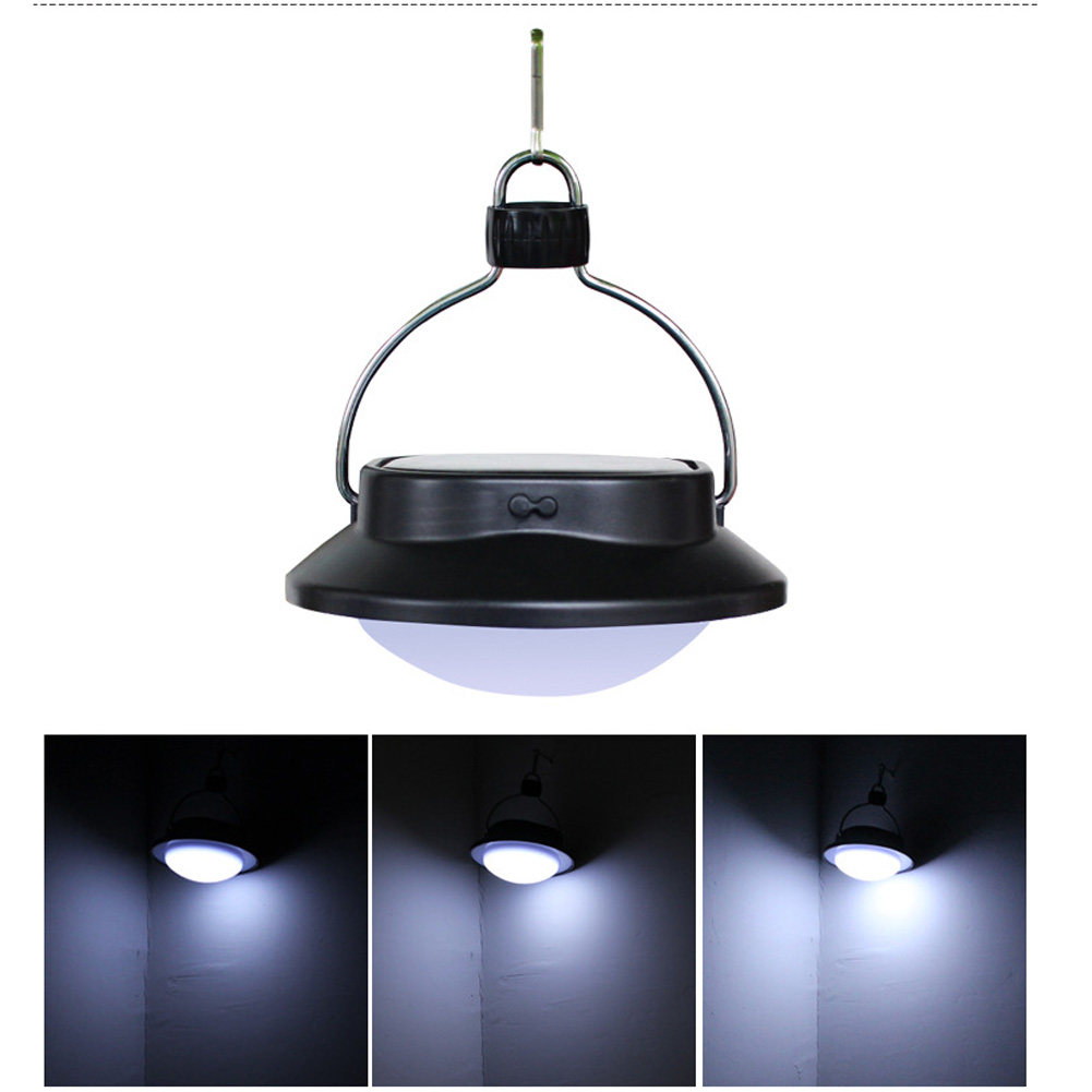 Waterproof 60 LED SOS Mode Emergency Survival Hanging Solar Light Outdoor Garden Camping Lamp 5.5V/0.55W 5modes No wire Light