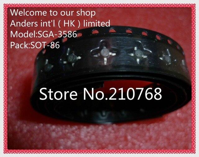 9 pcs/lot SGA-3586 SGA3586 A35 SOT-86