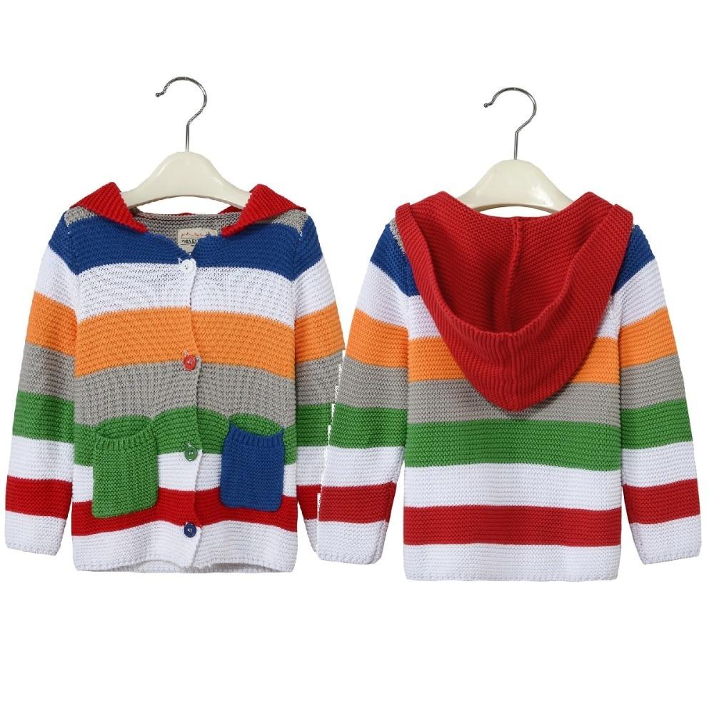 Baby Girls Kid Hoodie Jacket Coat Winter Sweater Turtleneck Outerwear Clothes UK