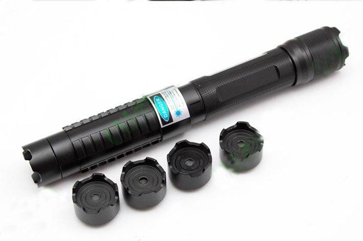 ponteiro laser azul lanterna luz queima de
