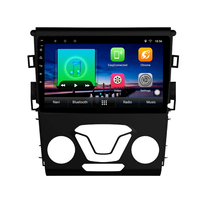9 2G RAM 32G ROM Android 8.1 Car DVD Video Player GPS For Ford Mondeo Fusion 2013 2014 audio radio stereo navigation