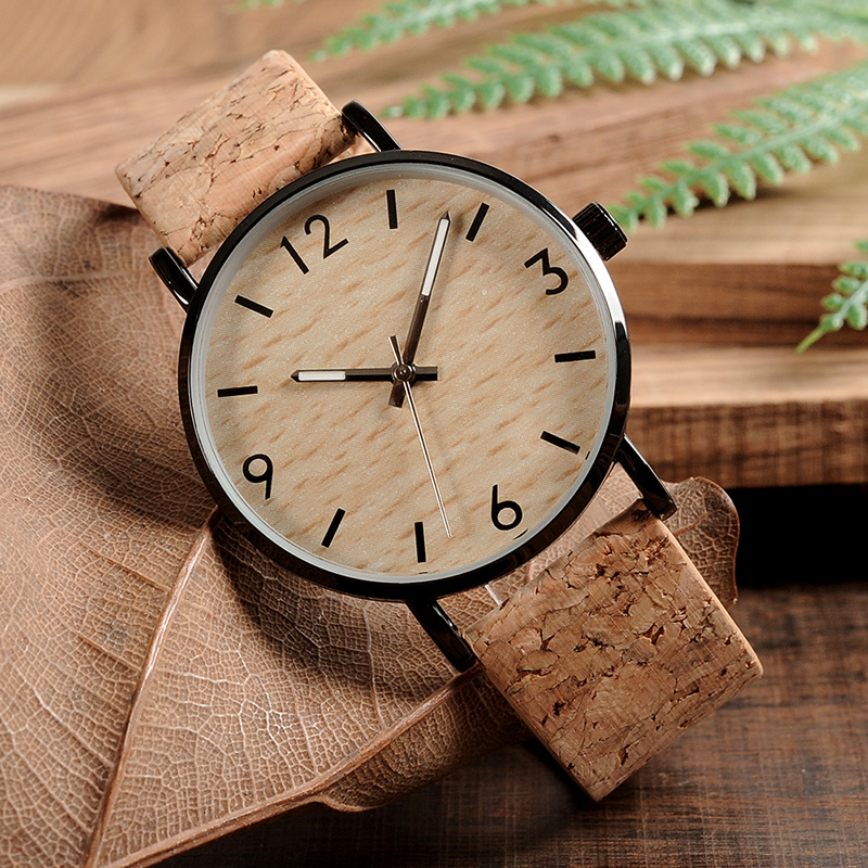 BOBO BIRD Women's Vintage Design Brand Luxury Wooden Bamboo Watches Ladies Watch With Real Leather Quartz Watch in Gift Box 4