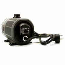 Aquarium amphibious submersible pump Gardening Model CQB-5000 Voltage 220V-240V-50Hz Power 70W Maximum head 3.5m M