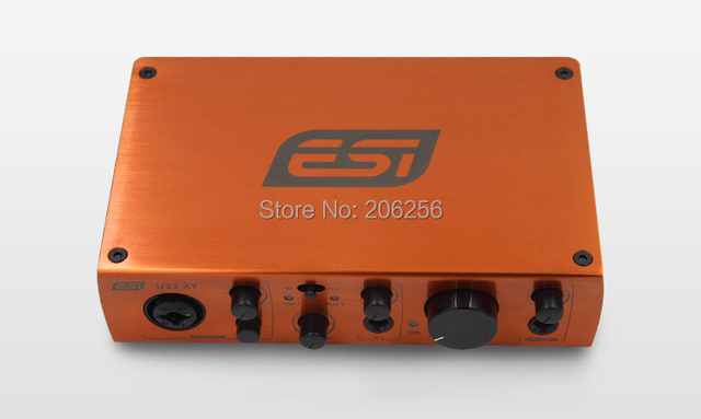 ESI MAYA44 USB Audio Interface ASIO Driver Download
