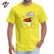 Family Street T Shirt for Men Game Of Thrones NEW YEAR DAY Tops Tees Classic Clothing Rife GET OUT Something Awful Frog T-shirt awful aunty
