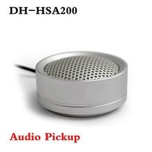 Dahua Audio Pickup DH HSA200 Hi Fidelity Audio Picker Microfoon Voor Dahua Hikvision Audio En Alarm Camera HSA200