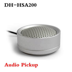Microphone HIKVISION Dahua DH-HSA200 Alarm-Camera for Pickup Audio And Hi-Fidelity