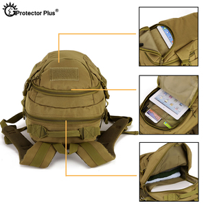 Image 4 - PROTECTOR PLUS 25L Tactical Backpack Military Field Camo Rucksack Ourdoor Camping Fishing 900D Nylon Waterproof Sport Travel Bag