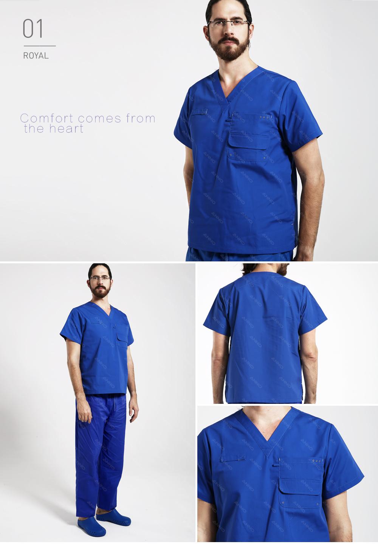 Vestito Chirurgia Uomo Anno 6