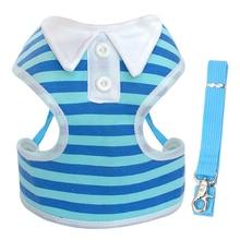 Breathable, adjustable Yorkie Harness / Vest