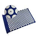 Acupressure Mat Back Foot Massage Cushion Shakti Mat Mild Acupuncture Mat Yoga Mat Relieve Stress Pain Aches Relief Drop ship