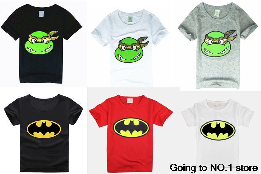 100% Wahr Neue Jungen Mädchen Superman Cartoon T-shirt Mädchen Top T-shirt Für Kinder Baby Sommer Cartoon Kinder Kleidung 2-6y Um Zu Helfen, Fettiges Essen Zu Verdauen