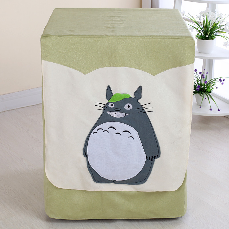 Household Washing Machine Waterproof Cover Case Dust Cover Home Storage Organization Bag Front Loading Washing Machine Decor Bag