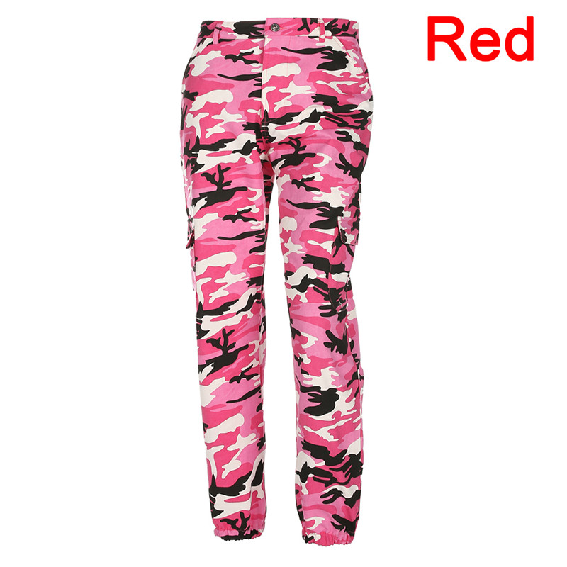 HTB1Oq51mGagSKJjy0Faq6z0dpXa7 - FREE SHIPPING Camouflage Pant High Waist Hiphop Red Pink Purple Orange Grey JKP339
