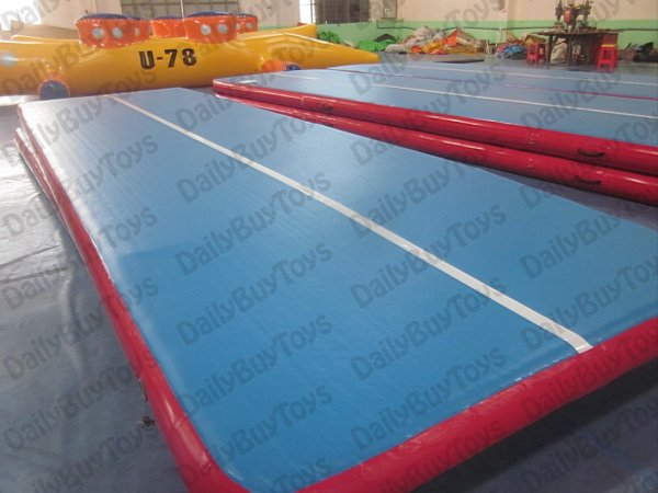 SP06 EVA DWF 10m 33ft The Ultimate Sealed Tumble Track Inflatable Air Track Airtrack + CE/ULpump +Factory Price
