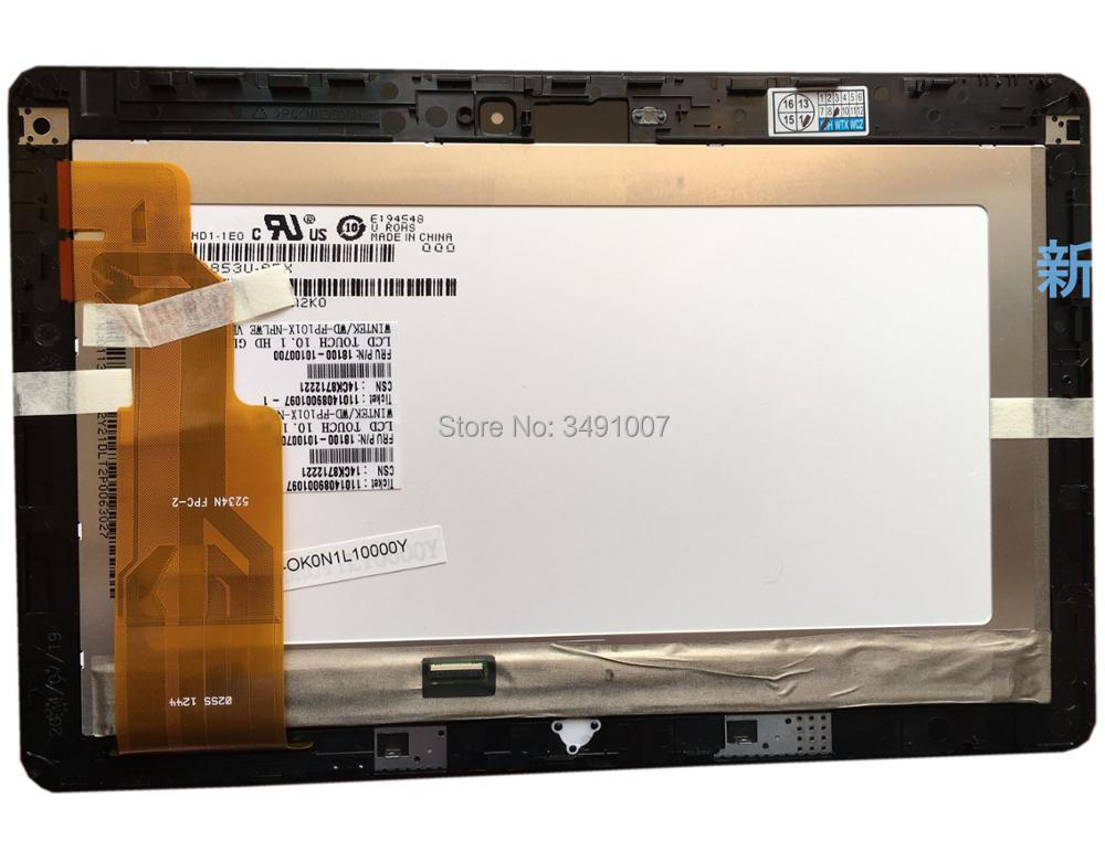 цена на 5234N FPC-2 LCD Touch Screen Digitizer Assembly For ASUS VivoTab RT TF600T TF600