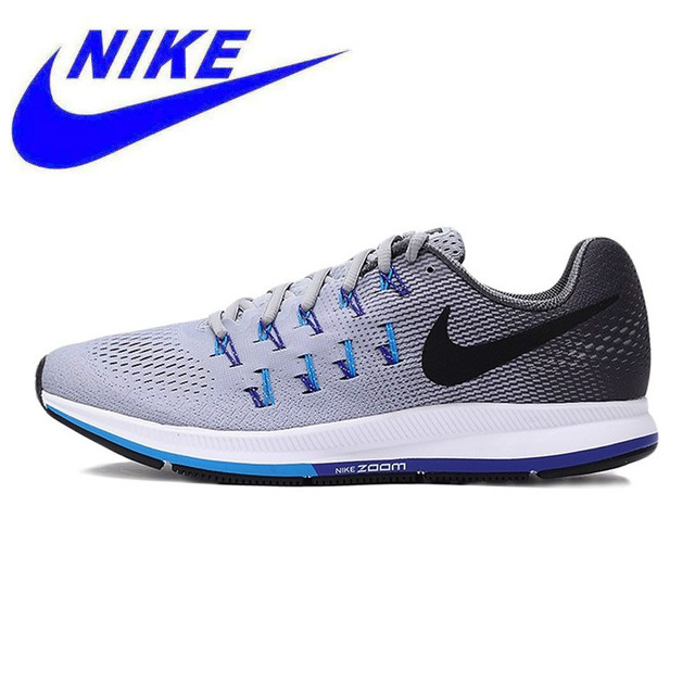 new arrival dd13f 084d6 2017 Summer NIKE AIR ZOOM PEGASUS 33 Men s New Arrival Original Running  Shoes Sneakers Trainers