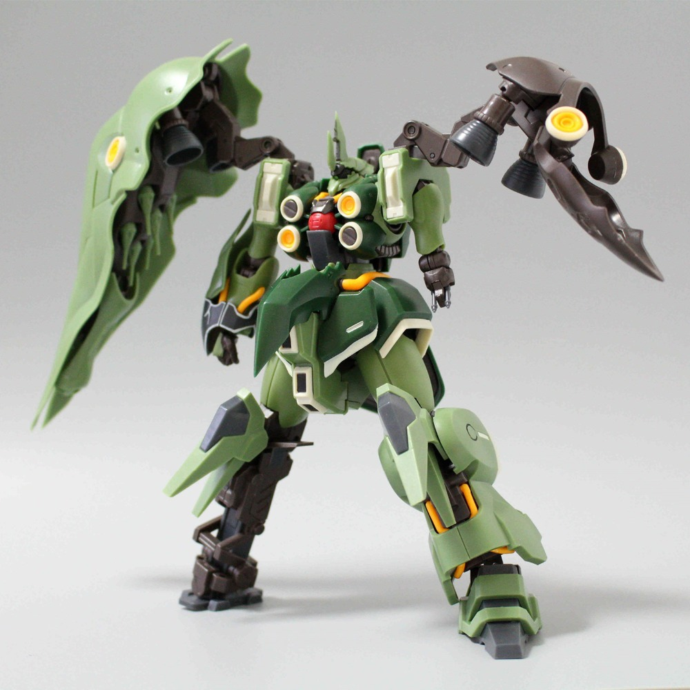 US $89 0 |BaoFeng model ROBOT Spirits 1:144 NZ 666 KSHATRIYA Repaired &  Besserung parts set Gundam finished model DB025-in Action & Toy Figures  from