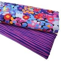 VB Cotton Fabric Patchwork For Tilda Scrapbooking Needlework Tissue For Shirt Crafts Dolls Bag Craft Pillow