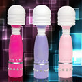 Hot Erotic Women G-Spot Vibrating Clitoral Stimulator Vibrator Massager Adult Sex Toy Jan19