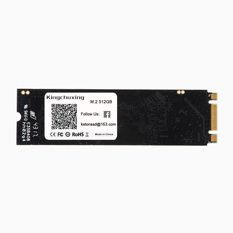 Kingchuxing 22*82mm M.2 SSD 512GB 1TB 256GB 128GB SATA III 6Gb/s Internal Hard Drive 32GB 64GB for Notebook/PC/Server/Ultrabook
