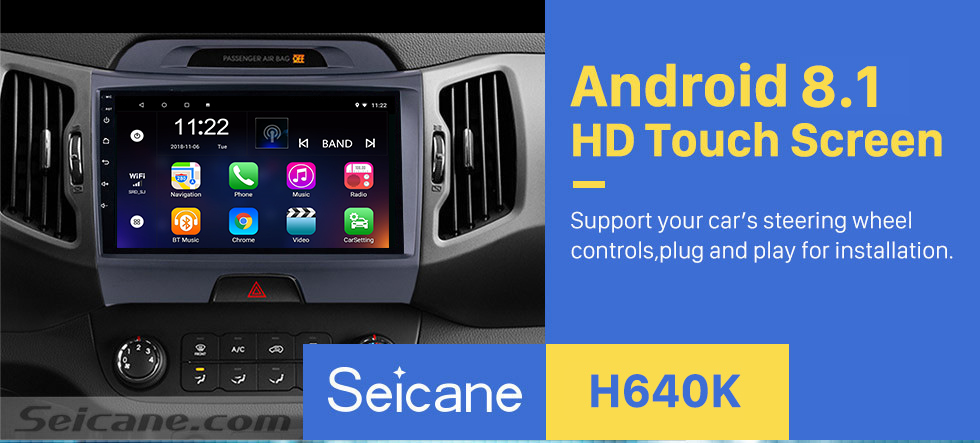 Seicane 2Din Android 8 1 9