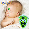 Cuidados de saúde e Segurança Do Bebê Dos Miúdos Nenhum Mercúrio Termômetros Lcd Digital Testa Corpo Febre Termômetros Tira Adesivo Para Crianças
