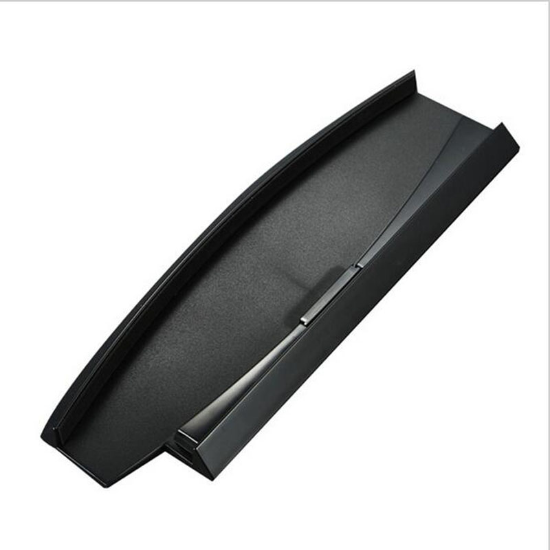 Vertical Dock Mount Bracket Base for Sony Playstation 3 PS3 3000 Series Slim Support Game Console Host Cradle Holder Stand