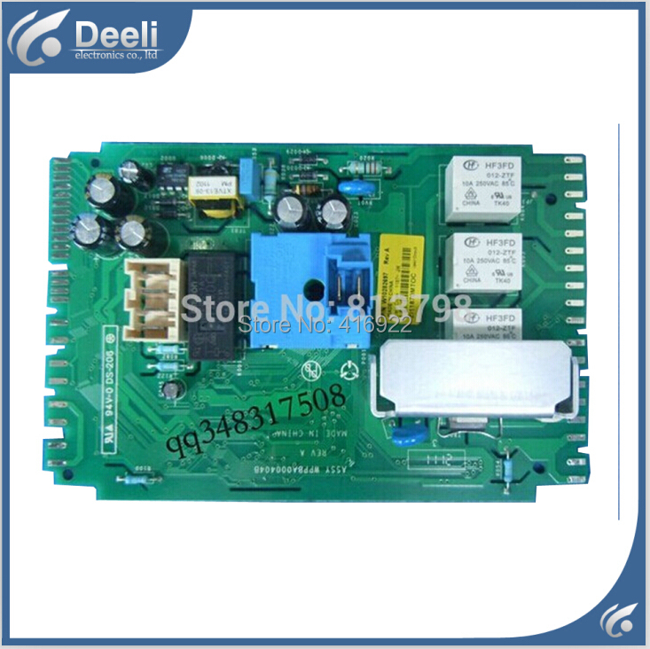 Free shipping 100% tested for washing machine computer board WFS1273CW motherboard on sale new for galanz washing machine board computer board 268110000081 xqg60 a712 xqg70 a710 motherboard on sale