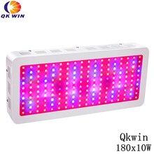 Qkwin 1800 Вт светодиодный светать 180×10 Вт полный спектр светодиодный растут огни для комнатных растений цветения и растет