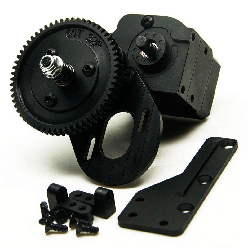 Schwarz AX2 2 Gang getriebe für Axial Wraith & SCX10/Boss-in Teile & Zubehör aus Spielzeug und Hobbys bei  Gruppe 1