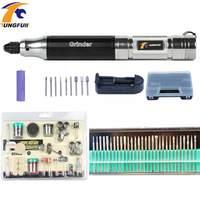 TUNGFULL Electric Drill Battery Packs For Cordless Drills Dremel Mini Drill Machine Engraving Drilling Cutting Machine