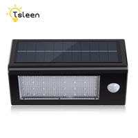 TSLEEN Sale 32 LED Solar Power Garden Lamp PIR Motion Sensor Garden Light Waterproof Wall Light