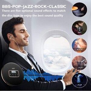 Image 4 - سخونة 511 مشغل أقراص مضغوطة محمول ، مشغل أقراص مدمج شخصي ، ممشى cd ، المؤثرات الصوتية تشمل شقة/BBS/Pop/Jazz/Rock/classic