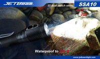 Free Shipping JETBeam SSA10 CREE G2 LED 200 Lumens Side Switch Series Powered By 1 AA