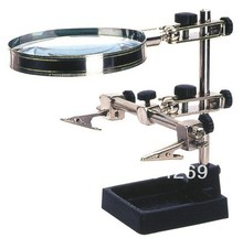 2X Magnifiers with Auxiliary Fixture
