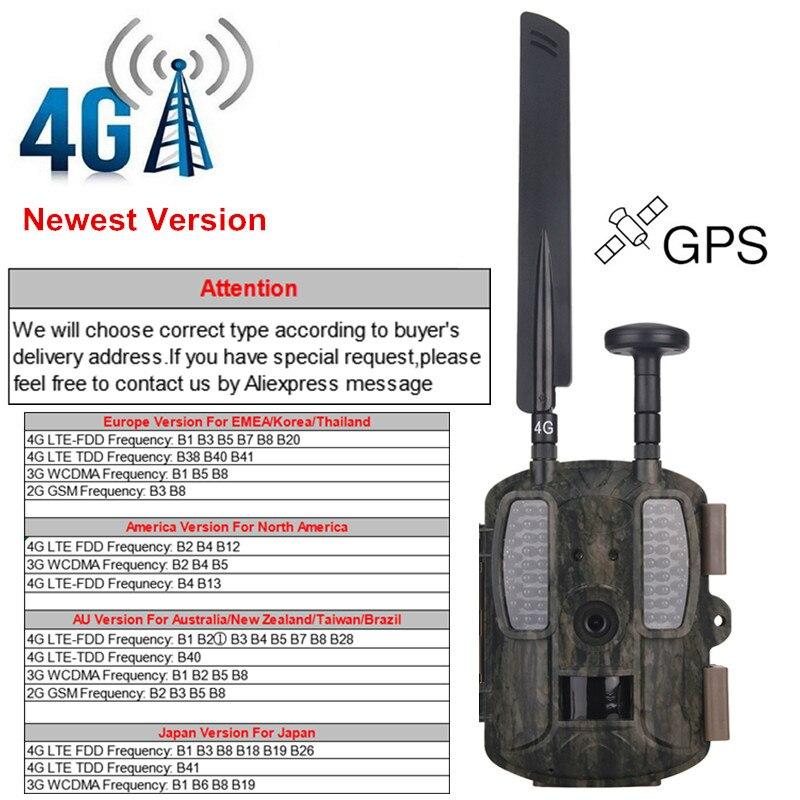 LTE GPS Trail Ov Kamera BL480LP Scouting Time Lazer HunterCam GPS / - Ovçuluq - Fotoqrafiya 1