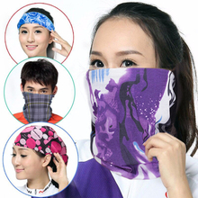 Unisex Scarf Outdoor 150 colors Promotion Multifunctional Cycling Seamless Bandana Magic Scarfs Women Men Hot Hair band
