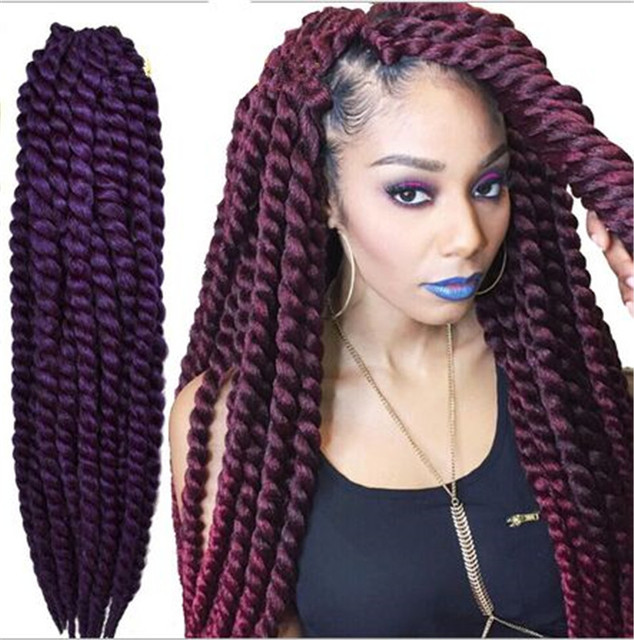 Janet Collection Hot Good Quality Kanekalon Havana Mambo Twist Braid Synthetic Senegal Hair Crochet