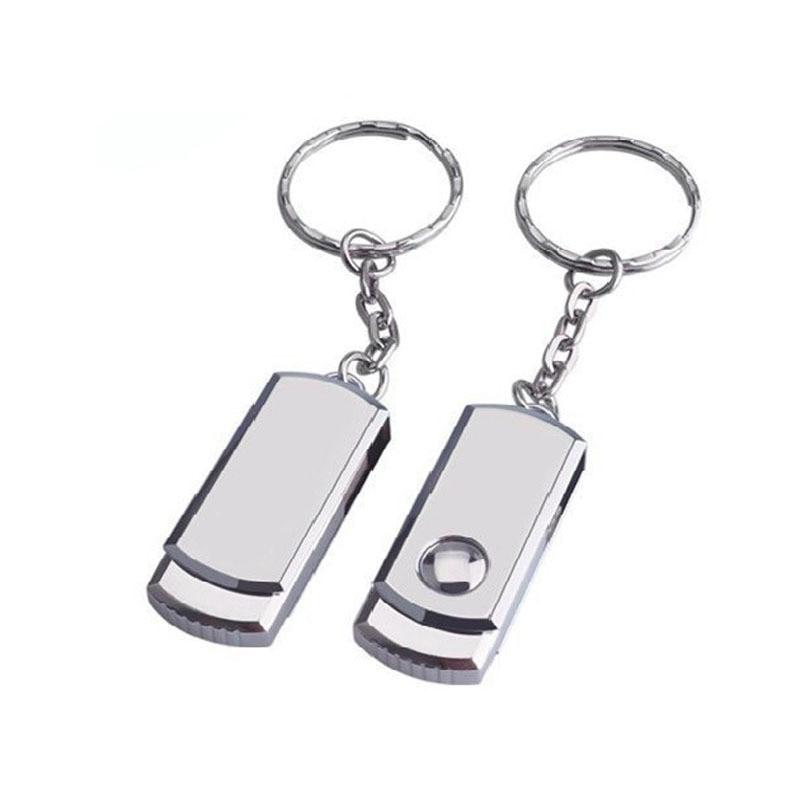 Small Capacity!!! 32mb 64mb 128mb 256mb 512mb 1GB 2GB USB Flash Drive U Disk Rotate Pen Drive Pendrive Metal Usb Stick USB 2.0