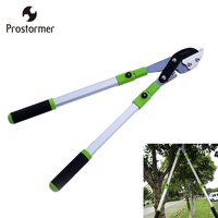 Prostormer Telescopic Shear Garden Pruning Shears Branches Of Fruit Trees Green Garden Scissors Stretch Shearing Garden Tools