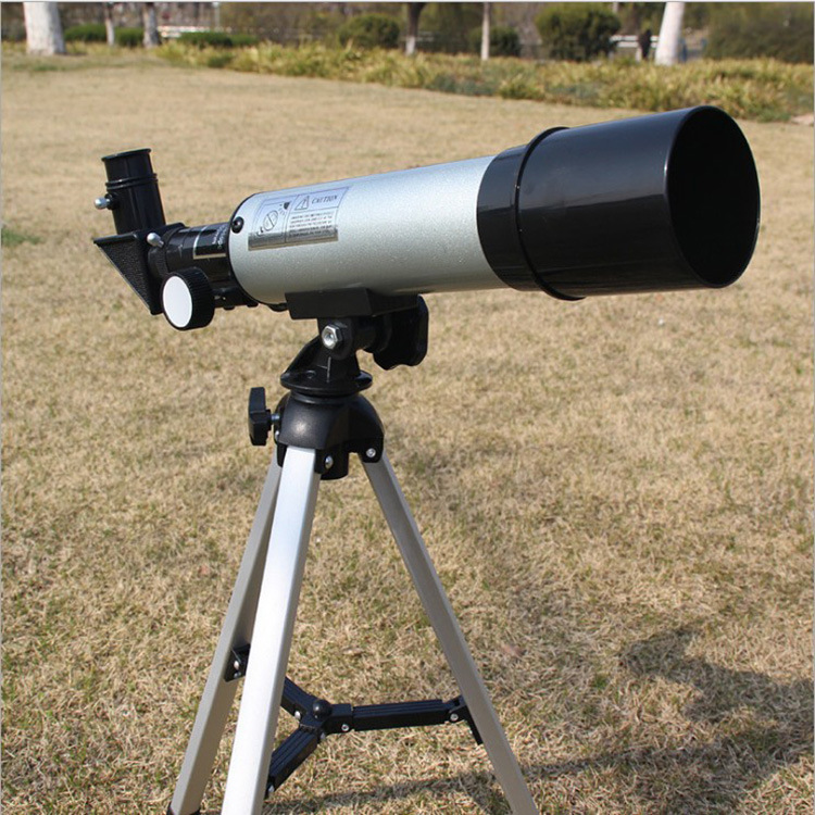 F50360 Outdoor Monocular Space Telescope Astronomical Landscape Spotting Scope 90X Zoom Binoculars Telescope +Portable Tripod 360 50mm night sight monocular telescope refractor scope space astronomical telescope hd outdoor with tripod