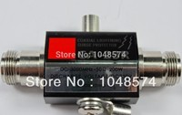 Free Shipping D 3GHz N Female to N Female CA 23R Fixed Coaxial Lightning Surge Arrester Protector