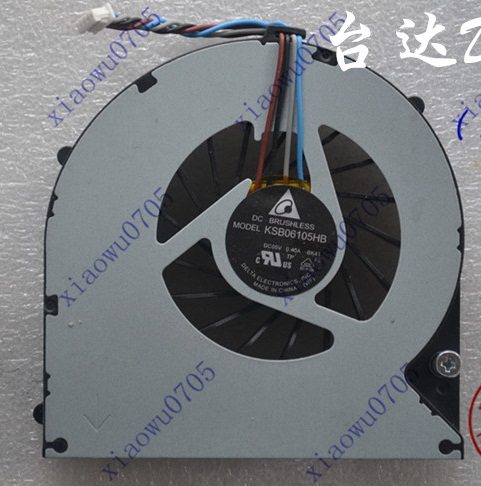 SSEA New laptop cpu fan For Toshiba Satellite P870 P875 cooling Fan P/N: KSB06105HB BK41 free shipping ssea new original cpu fan for sony vaio fit13a svf13 f13n svf13n 13a 3ffi1tmn000 3ffi1tmn010 ab0600hx0403z1 udqfrsh01cqu