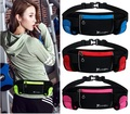 Cute unisex small waist bag paquete de cintura women's waist pack lady nylon waterproof belt bag fashion pouch bags