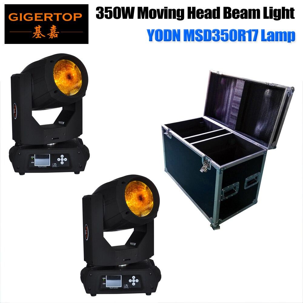 2IN1 Road Case Packing 17R 350W DJ Intimidator Beam LED 350 Moving Head Effects Light Beam 1.9 Degree Lens 3 Pin XLR American рюкзак case logic 17 3 prevailer black prev217blk mid