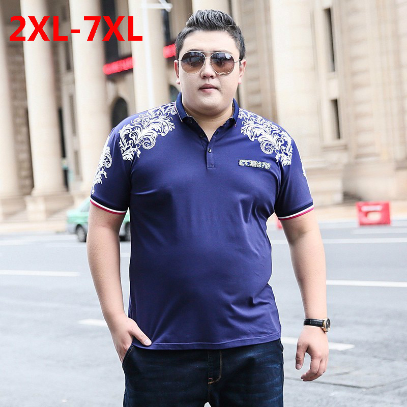 Grande taille 9xl 8xl 7xl 6xl 2018 nouvelle mode hommes camisa camisas camiseta polo masculino masculina chemise hommes temps limité polos